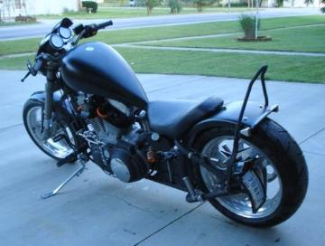 Pre-XB Buell Conversion Kit Rolling Chassis Chopper Bobber