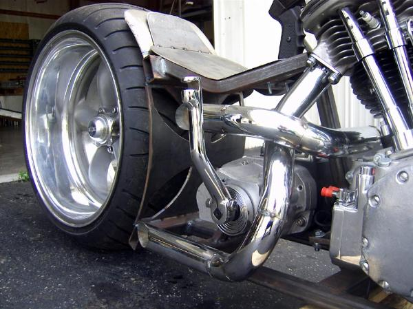 Custom Exhaust Fabrication Services For Old School Harleydavidson Triumph Choppersbobbers: Custom Exhaust For Harley Davidson At Woreks.co